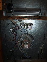Mastercook Wrozamet typ 3727 - Nie działają grzałki piekarnika elektrycznego