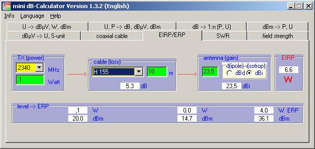 Łamanie prawa, czyli E.I.R.P, nadajniki 100mW i mocne anteny