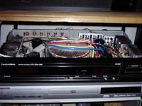 Wzmacniacz kina domowego 5x100W+1x250W ze zdalnym sterowanie