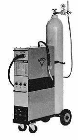 Półautomat KEMPPI- mały prąd spawania.