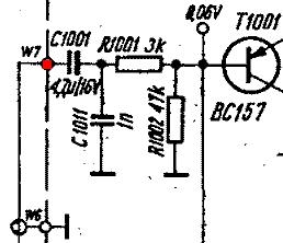 Radmor 5102 - T działa ale strasznie cicho.