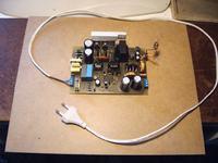 Zasilacz impulsowy do zastosowań audio 250W - projekt