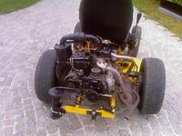 Kosiarka Traktorek z silnikiem z malucha...