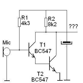 Centralka domofonowa CED 4p - rekonstrukcja płytki