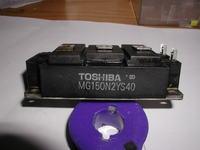 Tranzystor IGBT TOSHIBA - szukam parametrów