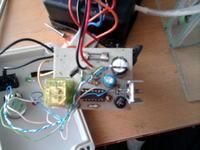 Prosta wytrawiarka z termostatem i napowietrzaniem