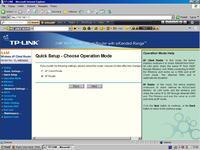 Instalacja routera internet radiowy