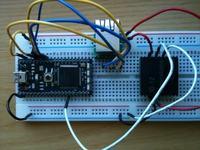 Czytnik RFID na platformie mbed