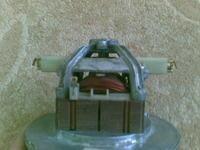 Podłączenie szczotek i zasilania w odkurzaczu zelmer admiral