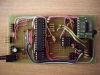 Sterownik wyświetlacza matrycowego LED 8*48