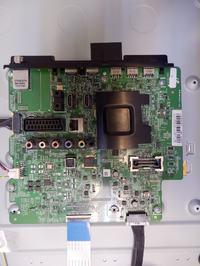 Samsung UE48H6200AW - Uszkodzona Main po zeszłorocznej burzy ale chwilę chodził.