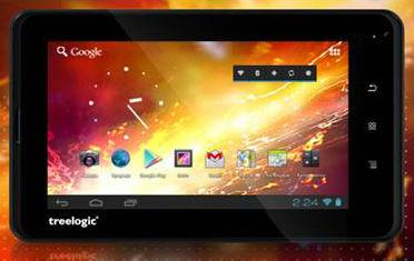 "Treelogic Brevis 704GWA - tani tablet z 7"" ekranem, wyj�ciem HDMI i modemem"