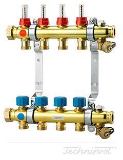 Sterowanie piecem gazowym kondesacyjnym - segment środkowy (123 m)
