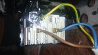 Whirlpool WBE3321 NFW - Jak podłączyć sprężarkę HMK12AA