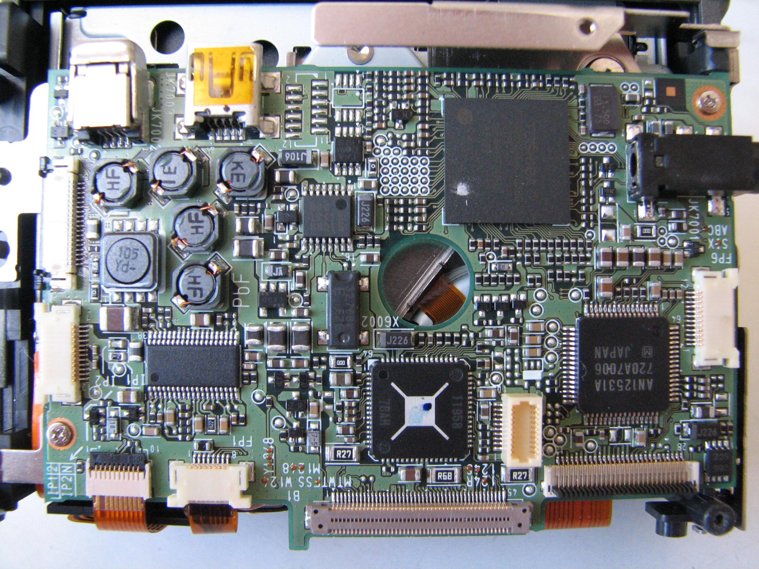 Kamera Panasonic NV-GS60- pod��czony z�y zasilacz