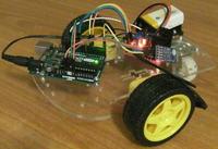 Zdalnie sterowany samochodzik z Bluetooth i Arduino