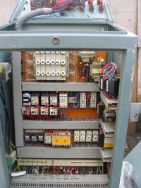 [Sprzedam] skrzynka rozdzielnia elektryczna na cz�ci styczniki przeka�niki i in
