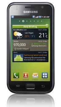 Galaxy SL i9003 - nowy smartphone od Samsung