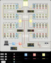 Innowacyjny system detekcji i sygnalizacji parkingowej S-PARK