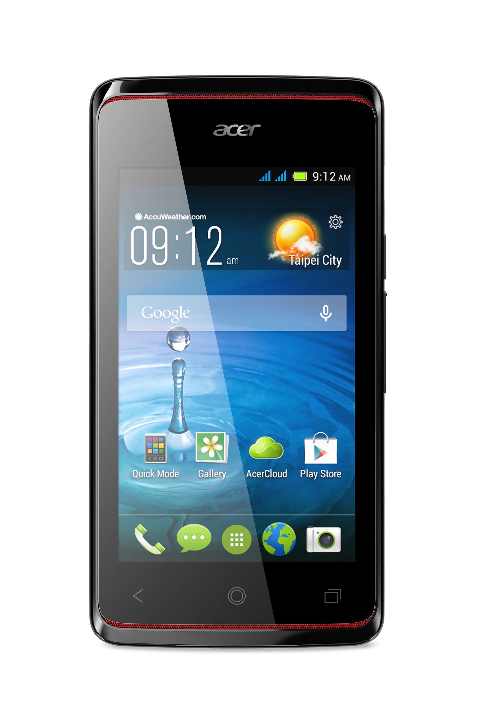 "Acer Liquid Z200 - niedrogi 4"" smartphone z Android 4.4 na Computex 2014"