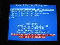 Mio Moov 200 N206, Metoda z pin 9 niebieski ekran i co dalej?