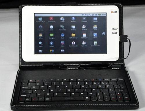 Solarslate - tablet z ogniwem s�onecznym i Androidem 2.2 za 189 z�?