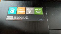 Lenovo G710 - dodanie karty WiFi do white list