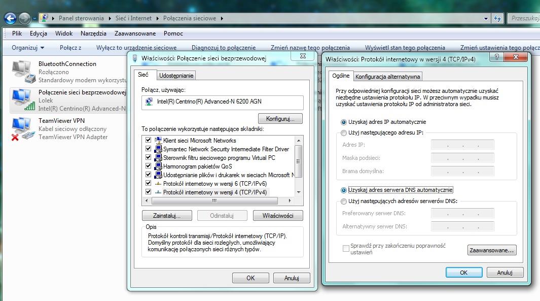 sandberg R54 - moj laptop nie moze polaczyc sie z routerem