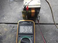 [Sprzedam] Transformator 300W 2x 53V do ko�c�wki mocy, itp.