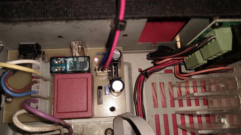 Sony STR AV220 - drugie życie