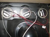 Jamo Professional 300, naprawa głośników.