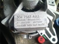 Silnik SIEMENS od pralki, podłączenie.