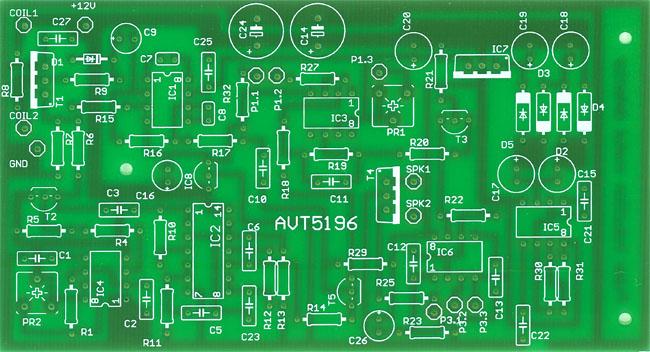 AVT 5196 nie ma rezystor�w w opisie/schemacie