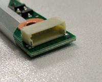 HP DV6000 - Brak podświetlenia matrycy, pod monitorem obraz OK