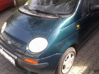 Daewoo Matiz 2002r - Gdzie znajdue się nr/kod Lakieru