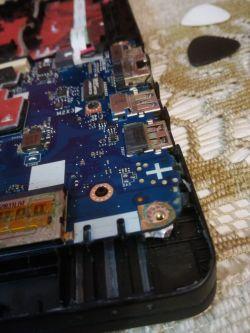 Lenovo IdeaPad 100-15iby - nie uruchamia się, czarny ekran