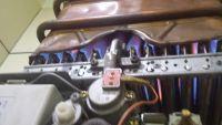 Junkers WRP11 B23 regulacja wydatku gazu