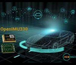 Potrójnie redundantny moduł inercyjny (IMU) dla pojazdów autonomicznych