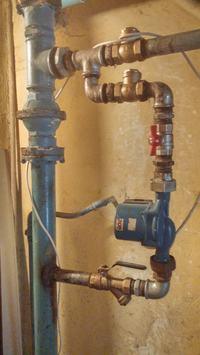 podłączenie pieca kondensacyjnego do starej instalacji z przez wymiennik płytowy