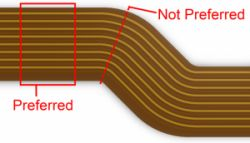 Niuanse projektowania płytek drukowanych - część 9 - Flex-Rigid: zalecenia