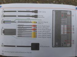 Radio android do astra h - Gdzie podlaczyc key1 key 2? Do can h can L nie dziala