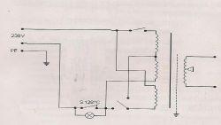 Spawarka transformatorowa 230/400V - Mannesmann MS 160
