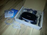 [Sprzedam] Router + modem TP-LINK TD-VG3631 ADSL2+ VoIP 300Mbps