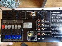 Kino domowe Panasonic HT-80 5.1 + Głośniki Altec do MacBooka