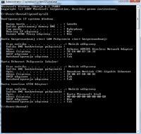 Lenovo Y560 - Ograniczony dostęp / czyli nie łączy się z netem od 2 dni ;/