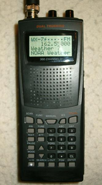 RadioShack PRO-93, PRO93 Instrukcja EN
