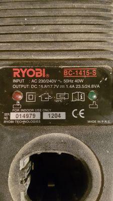 Wymiana ogniw w baterii wkrętarki