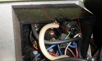 WS 442 palą się elementy, bezpiecznik nie zadziałał