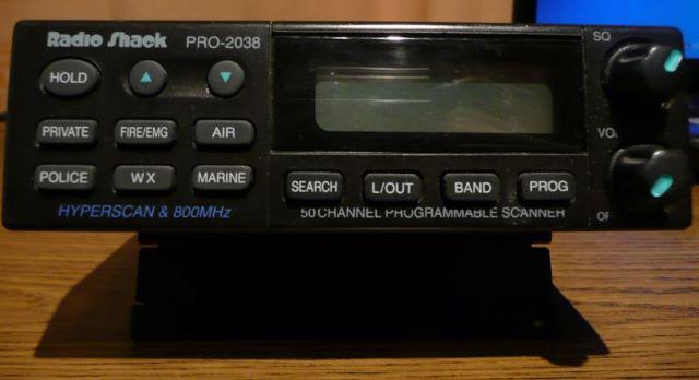 [Sprzedam] Skaner RadioShack PRO-2038