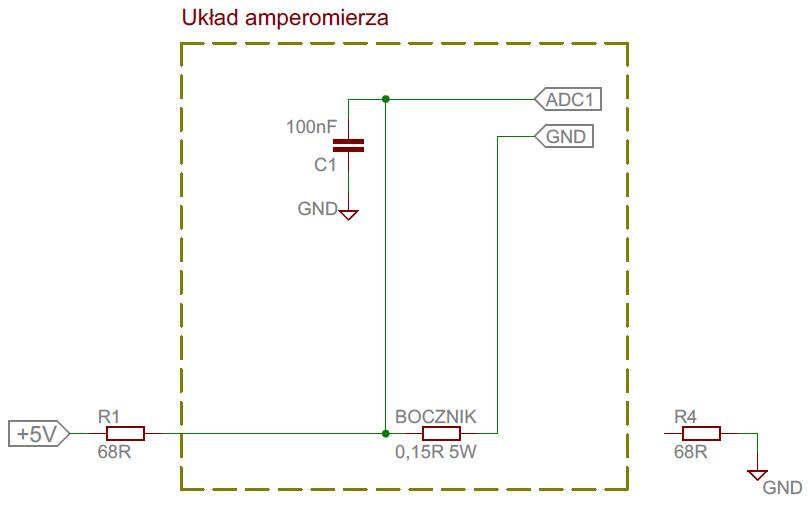 [ATmega32] [C] - Pomiar pr�du poprzez pomiar r�nicowy